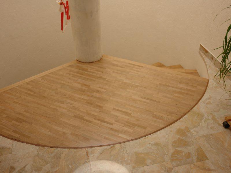 holztreppen beispiele geschliffen oder belegt von parkett madeja. Black Bedroom Furniture Sets. Home Design Ideas